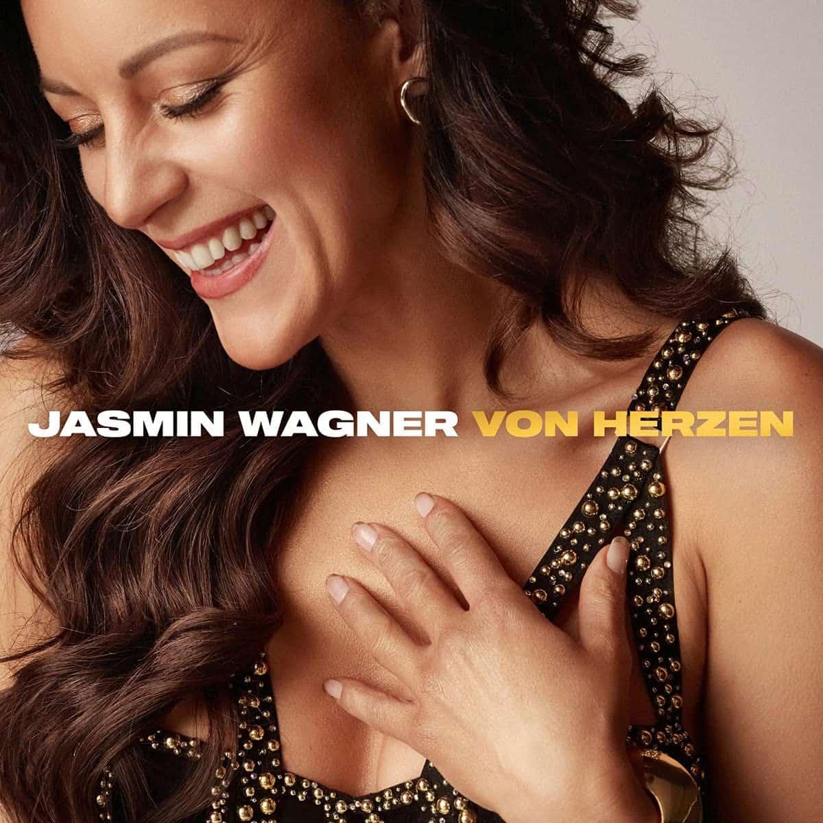 """Jasmin Wagner - Neue CD """"Von Herzen"""" 2021"""