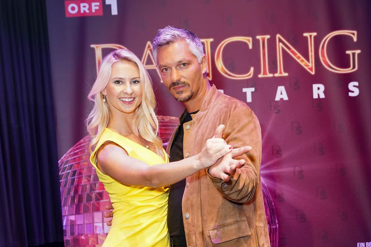 Kathrin Kallus & Faris Rahoma - Tanzpaar bei den Dancing Stars 2021