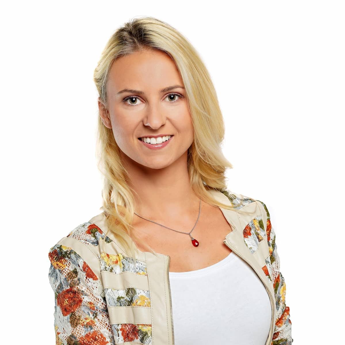 Katrin Kallus - neu als Profitänzerin bei den Dancing Stars 2021 dabei