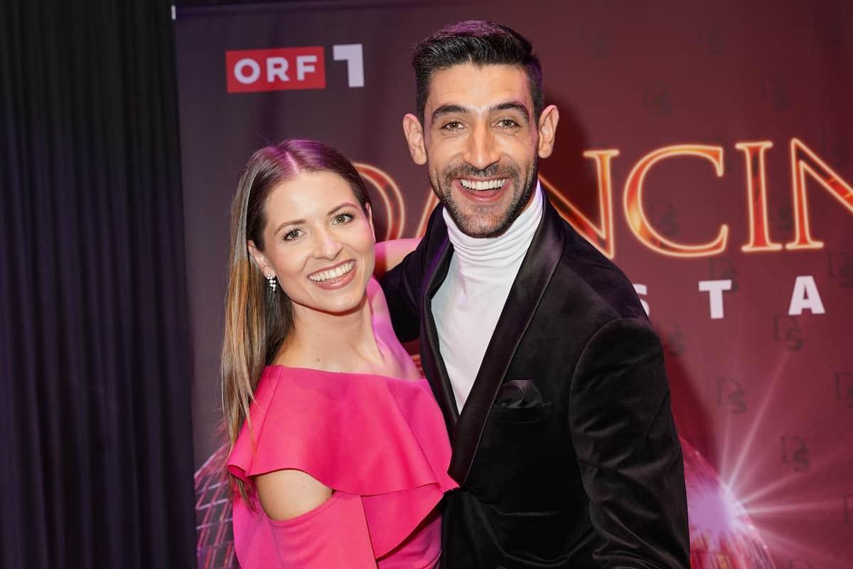 Kristina Inhof & Dimitar Stefanin - Tanzpaar bei den Dancing Stars 2021