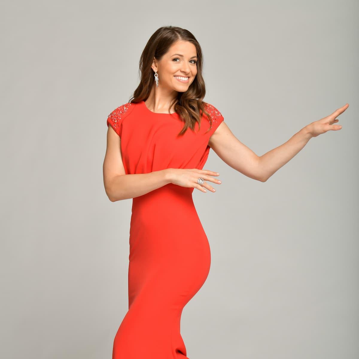 Kristina Inhof - Kandidatin Dancing Stars 2021