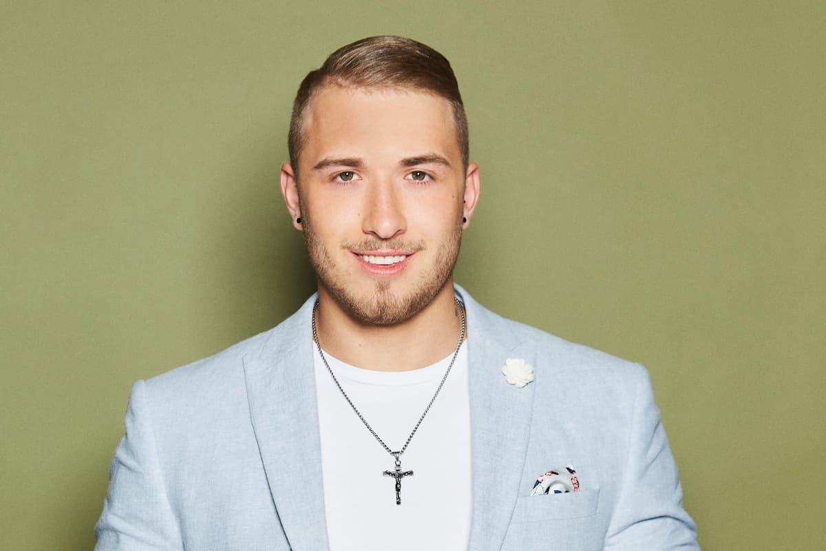 Lars als Bachelorette-Kandidat 2021