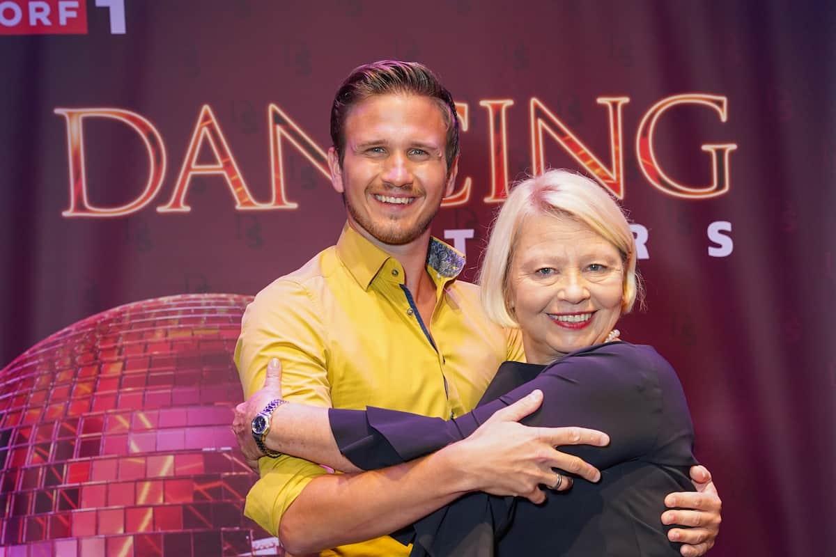 Michael Kaufmann & Margarethe Tiesel - Tanzpaar bei den Dancing Stars 2021