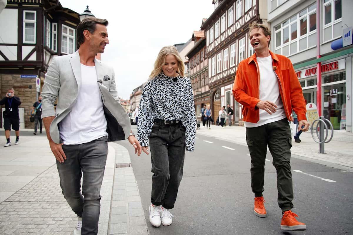 Neue Jury DSDS 2022 mit Florian Silbereisen, Ilse DeLange und Toby Gad