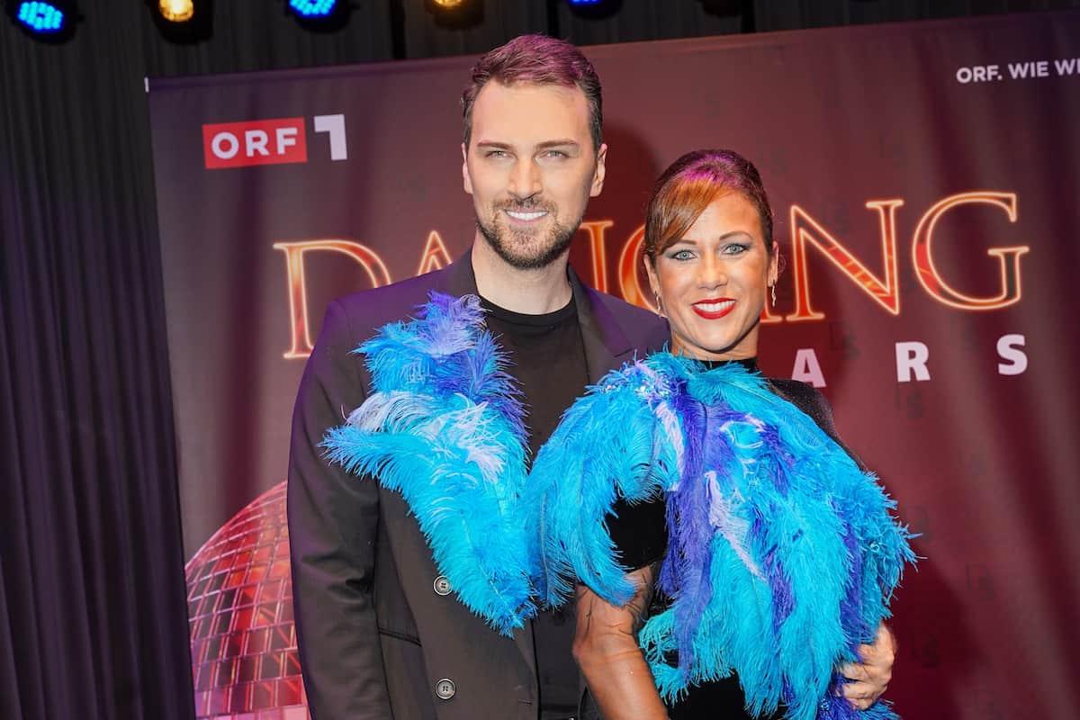 Niko Niko & Manuela Stöckl - Tanzpaar bei den Dancing Stars 2021