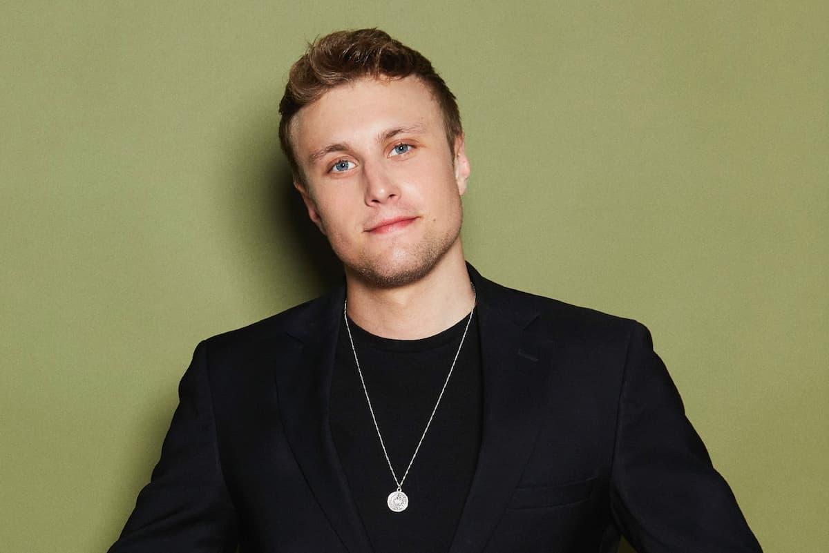 Niko Ulanovsky als Bachelorette-Kandidat 2021