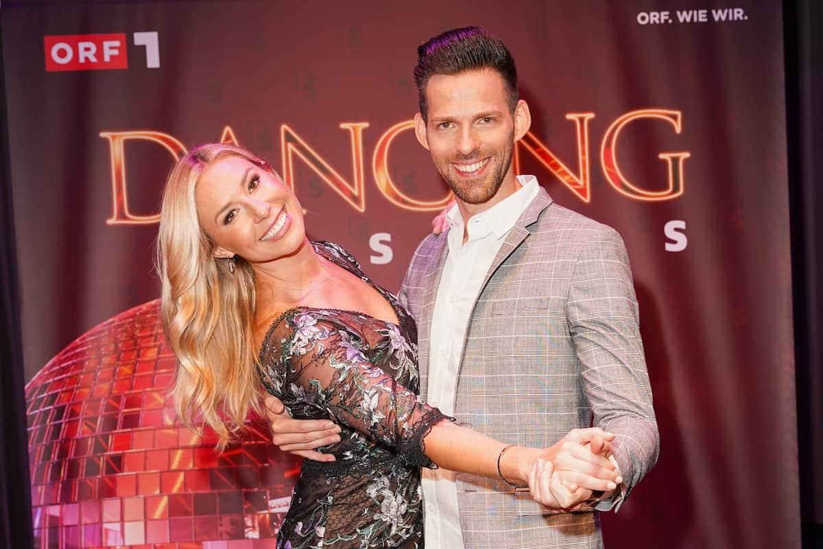 Nina Kraft & Stefan Herzog - Tanzpaar bei den Dancing Stars 2021