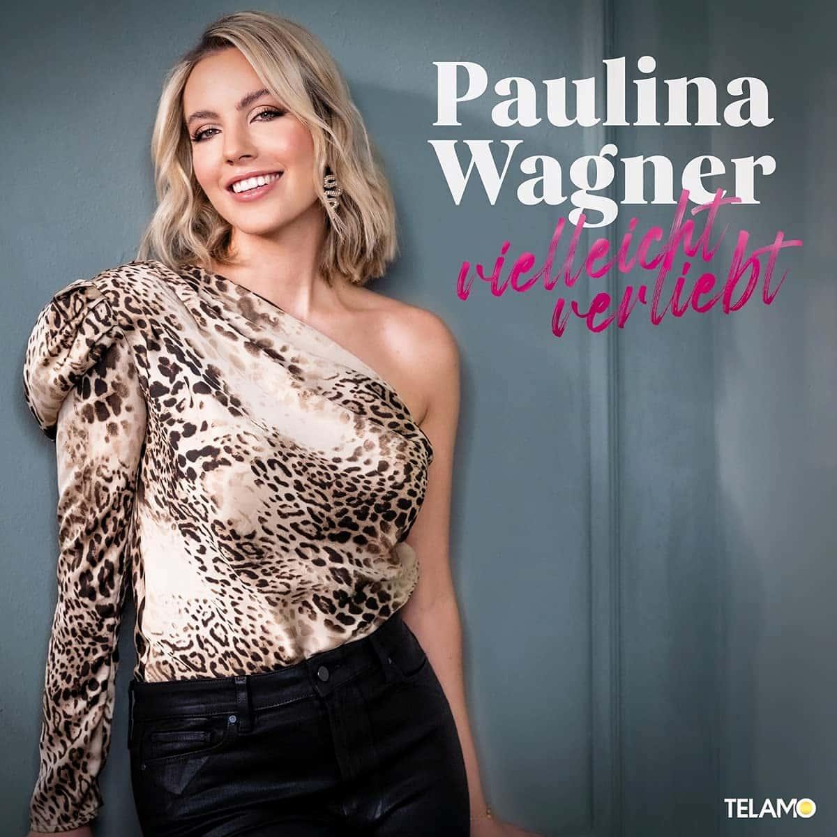 Paulina Wagner CD Vielleicht verliebt 2021