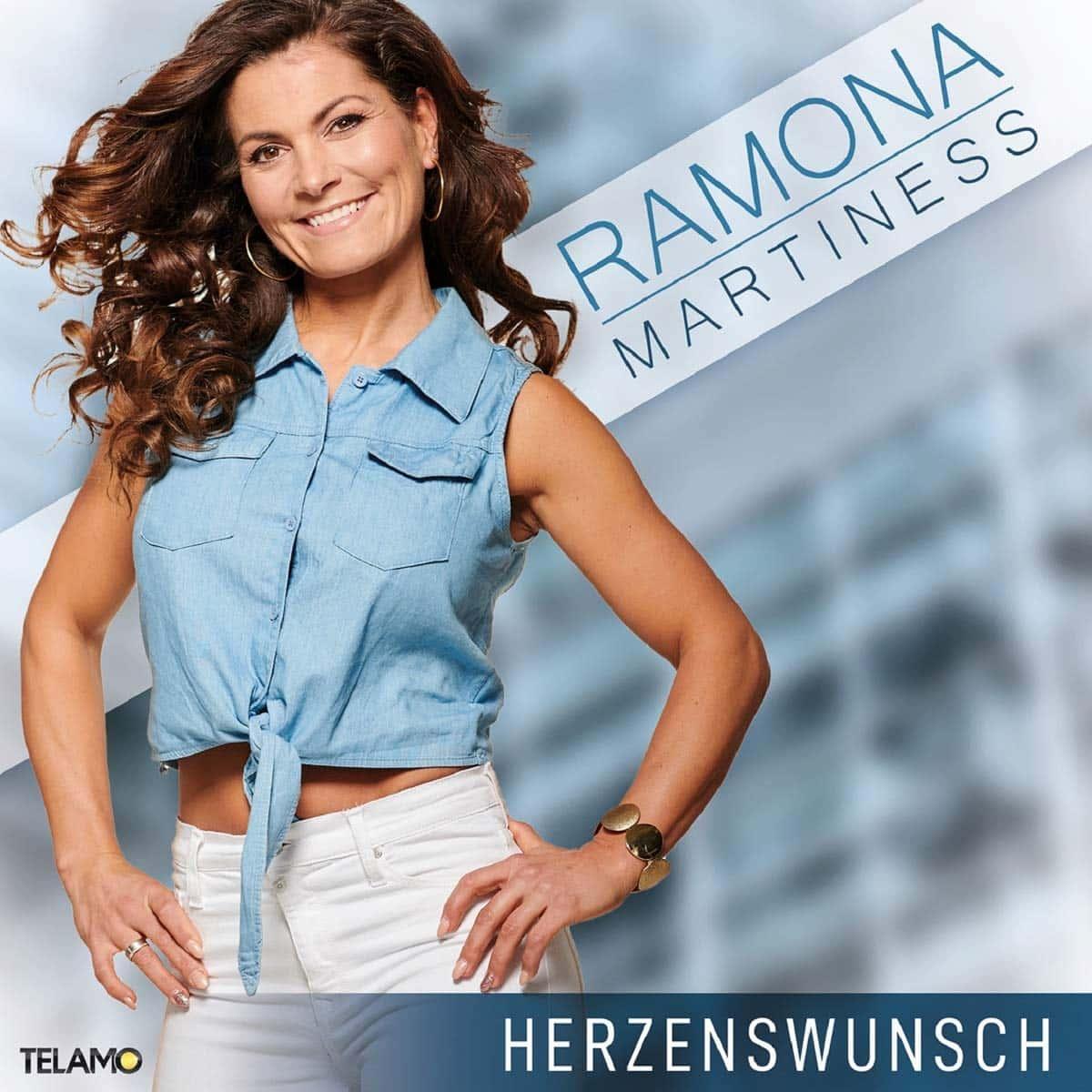 Ramona Martiness CD Herzenswunsch 2021