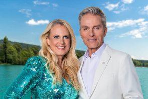 Stars am Wörthersee am 24.7.2021 im Fernsehen mit Barbara Schöneberger und Alfons Haider