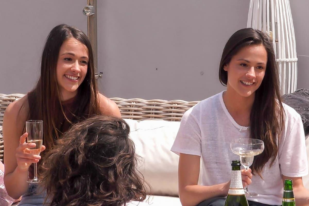 Zwillingsschwestern Kati und Irina Schlauch bei Princess Charming 2021