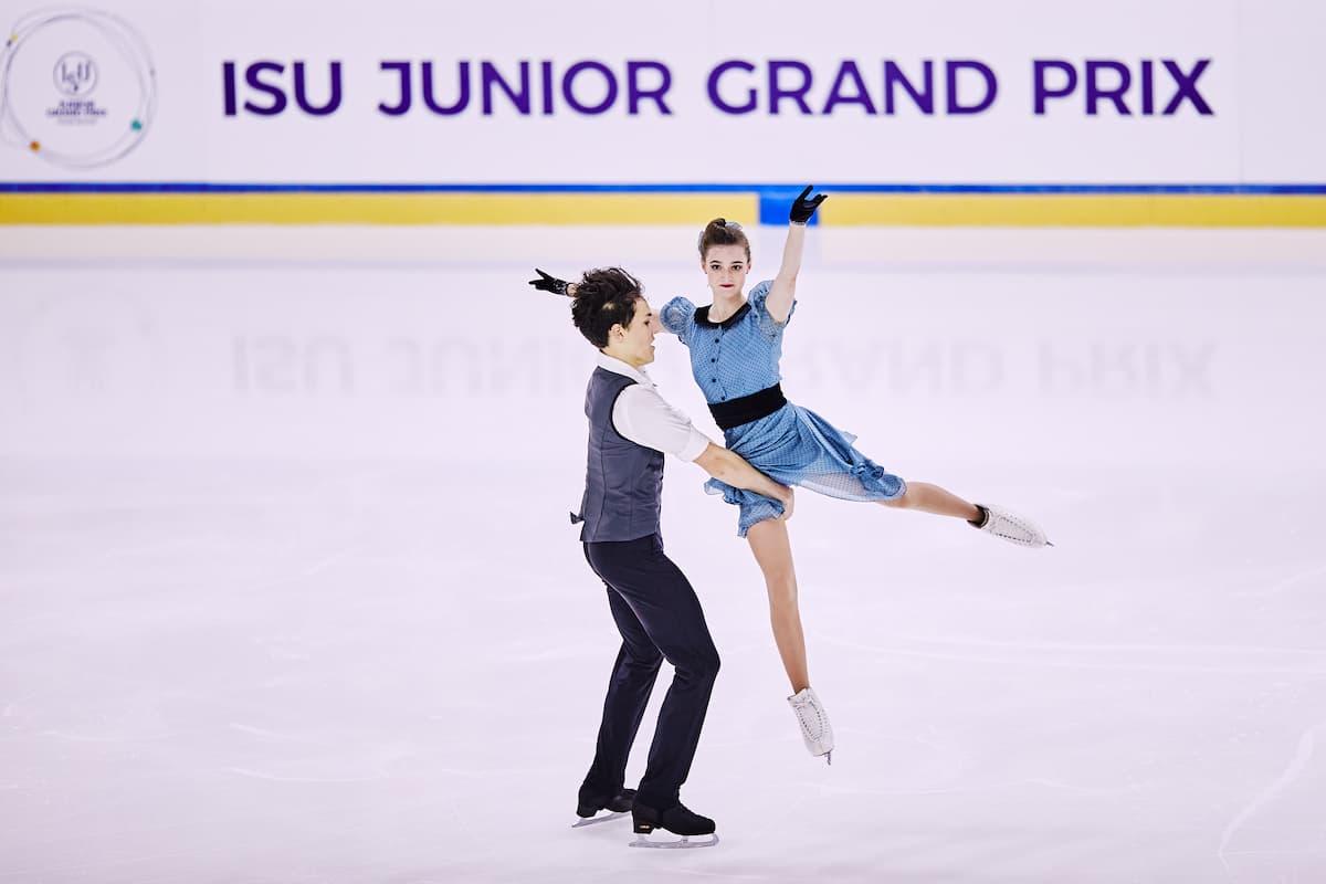 Eiskunstlauf 2021 ISU Junior Grand Prix 2021 - Übersicht