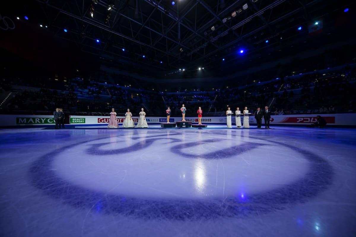 Eiskunstlauf 2021 ISU Junior Grand Prix 2021 - eine Übersicht