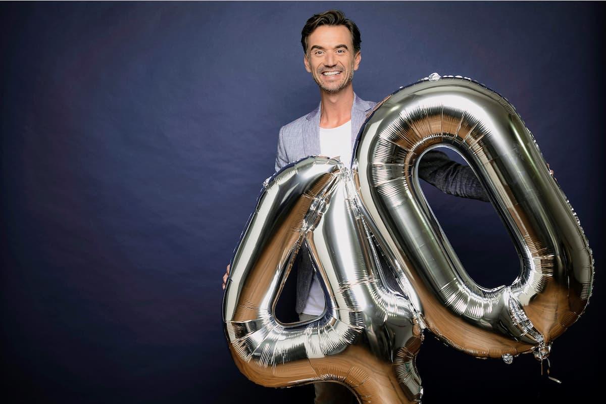 Florian Silbereisen - Schlager-Party im Fernsehen zum 40. Geburtstag
