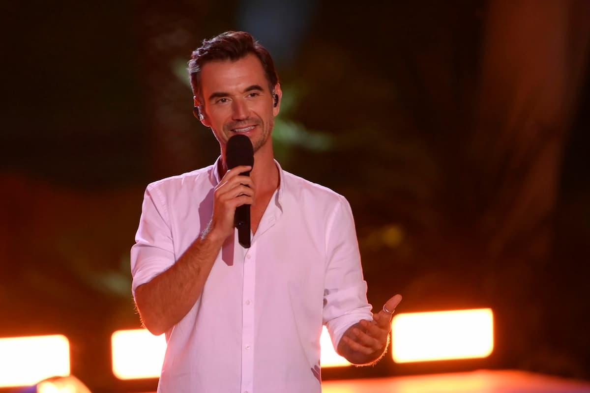 Florian Silbereisen am 14.8.2021 im Fernsehen