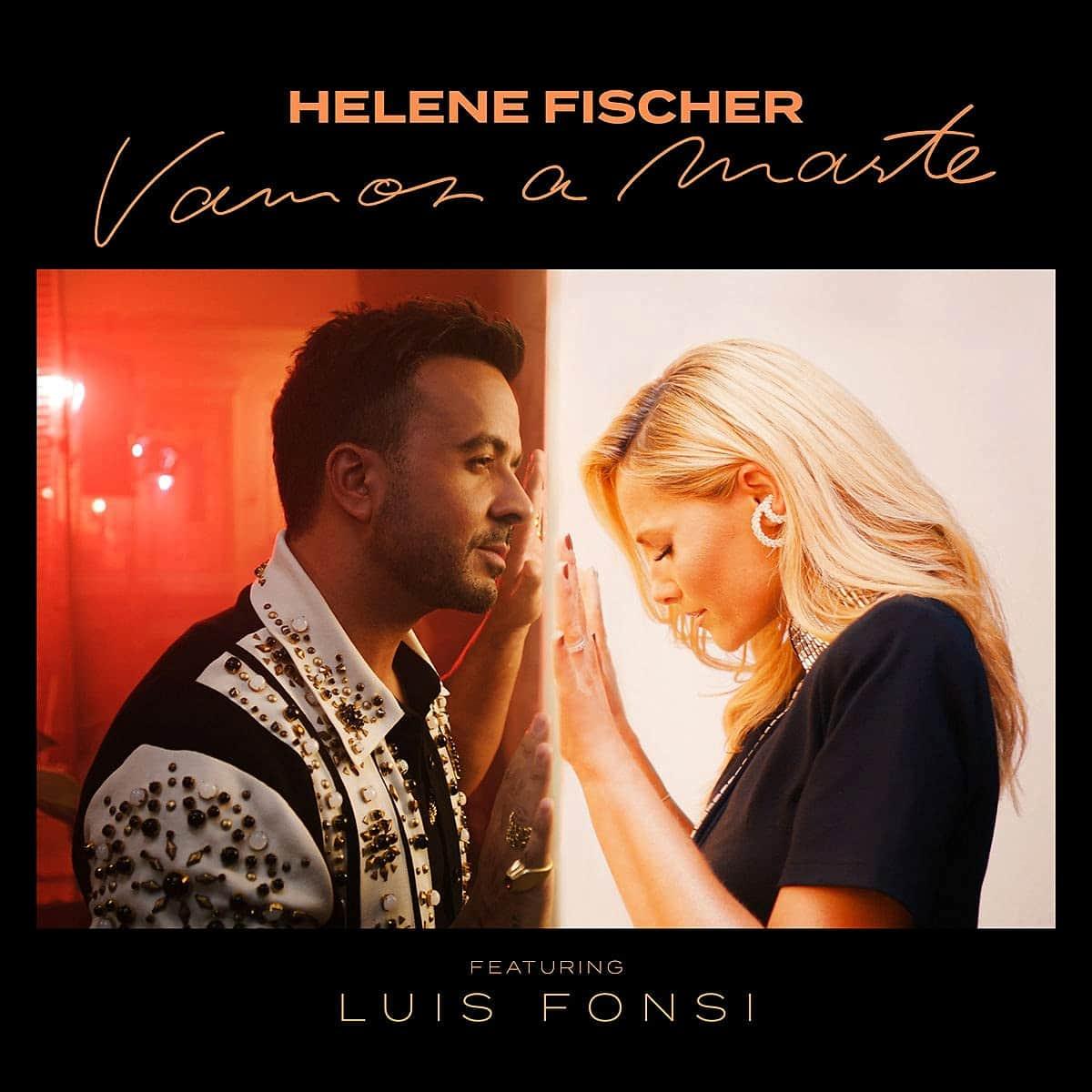 Helene Fischer & Luis Fonsi - neuer Song Vamos a Marte
