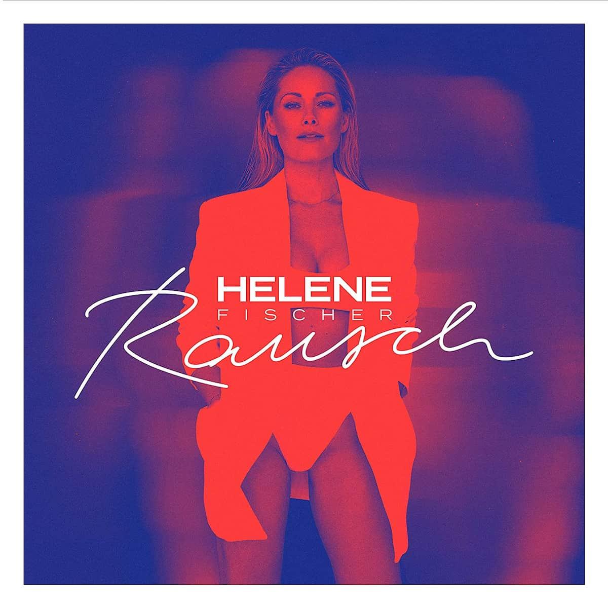 """Helene Fischer Neue CD """"Rausch"""" für 15.10.2021 angekündigt"""