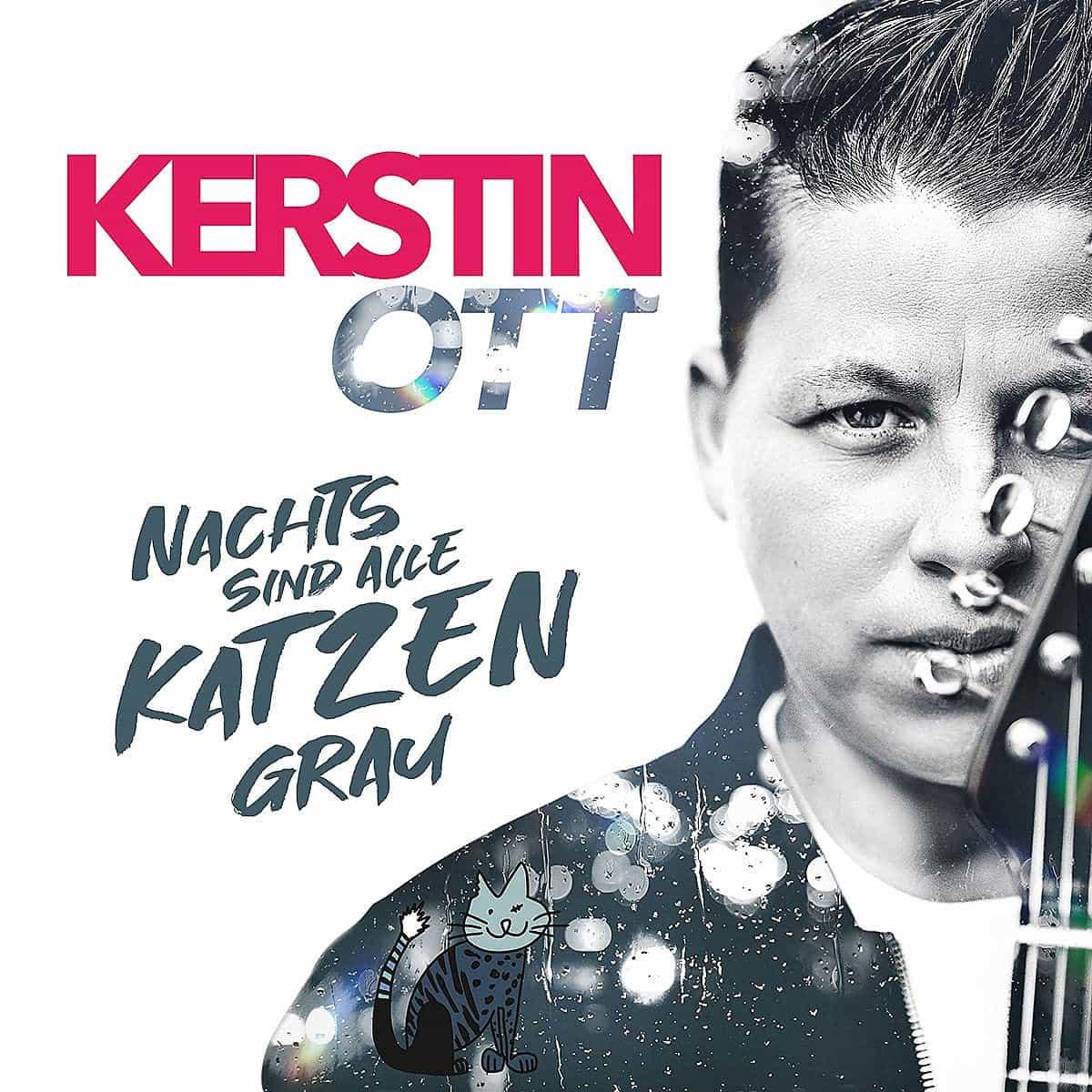 """Kerstin Ott - Neue CD 2021 """"Nachts sind alle Katzen grau"""""""