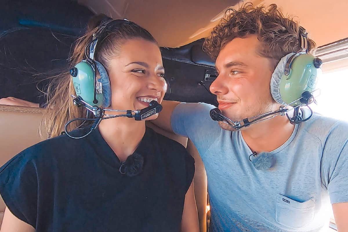 Maxime und Raphael bei ihrem Dream-Date - Bachelorette am 1.9.2021