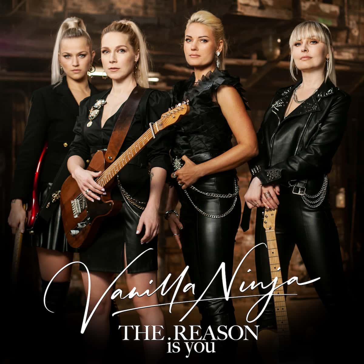 """Vanilla Ninja: Neuer Song """"The Reason Is You"""" aus neuer CD 2021"""