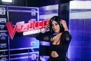 Elif bei The Voice of Germany 2021 Comeback-Stage-Coach