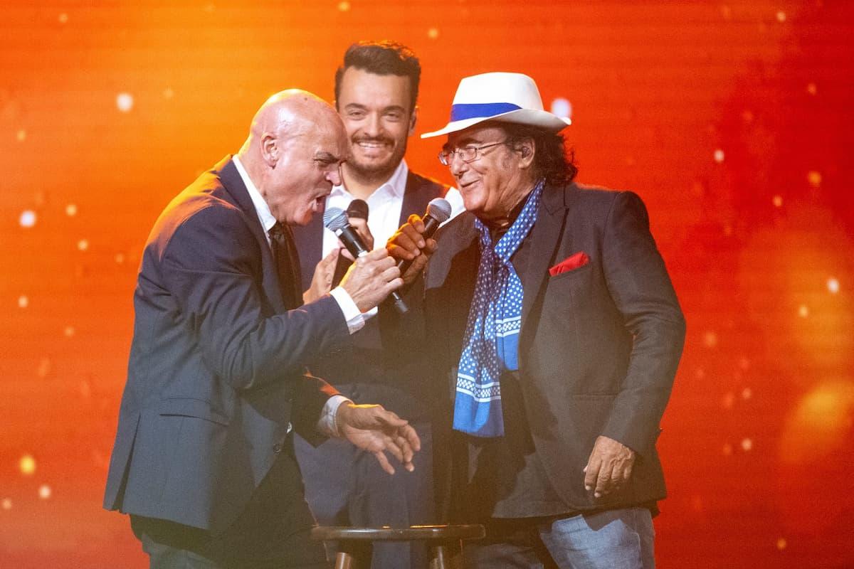 Giovanni Zarrella Show 11.9.2021 - Vater Bruno Zarrella, Giovanni Zarrella und Al Bano Carrisi