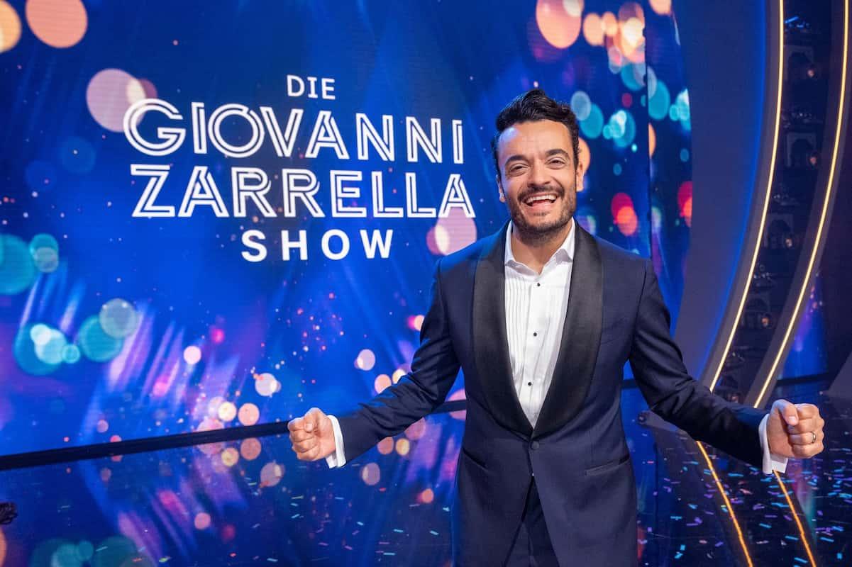 Giovanni Zarrella Show am 11.9.2021 im ZDF - eine erste Kritik