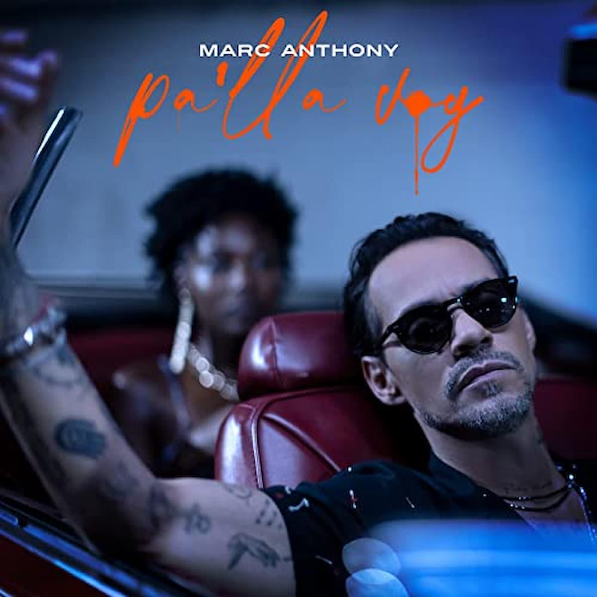 """Marc Anthony hat neuen Salsa-Song """"Pa'lla Voy"""" veröffentlicht"""
