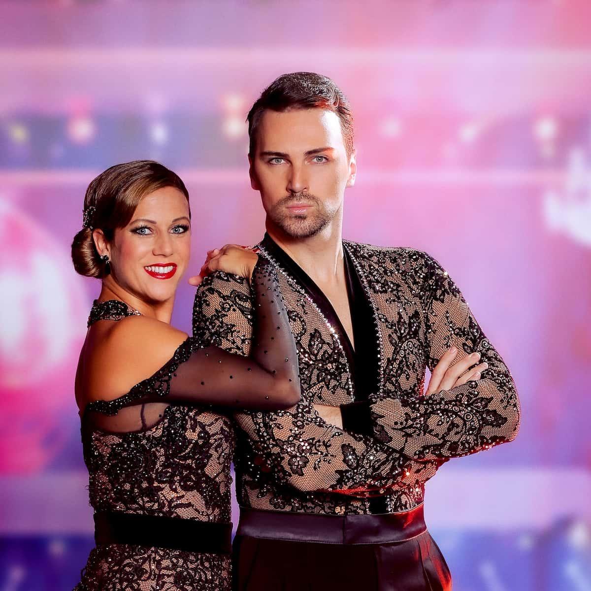 Niko Niko - Manuela Stöckl bereit für die Dancing Stars am 24.9.2021