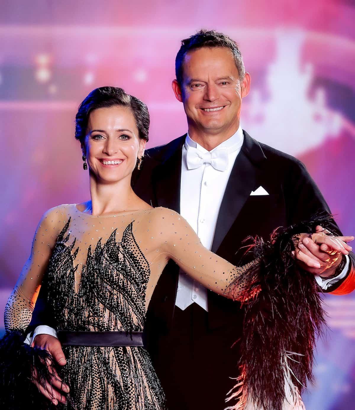 Otto Konrad - Lenka Pohoralek Dancing Stars am 24.9.2021