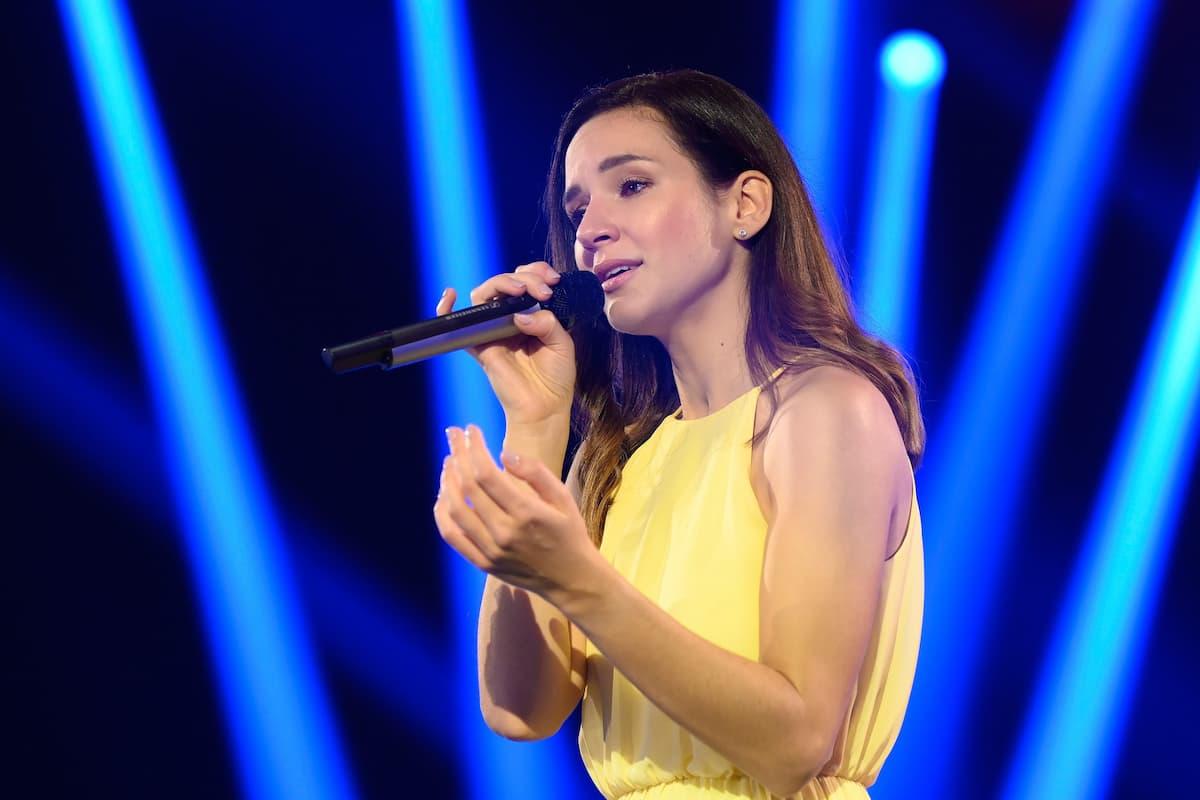 Romy Kirsch singt bei der Schlager-Challenge am 4.9.2021
