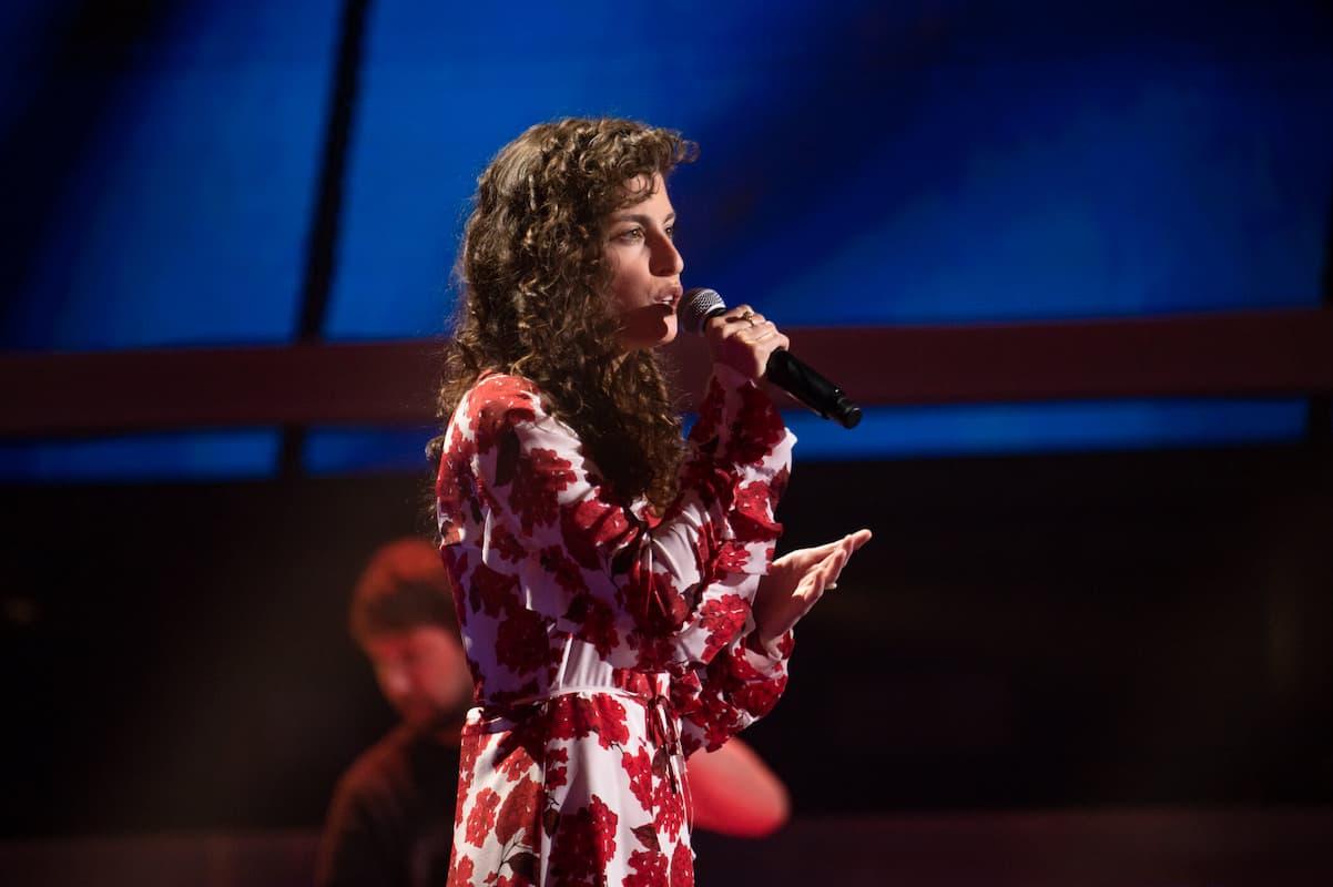 Ann Sophie Dürmeyer bei The Voice of Germany am 14.10.2021