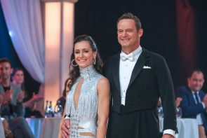 Ausgeschieden Dancing Stars am 15.10.2021 Otto Konrad - Lenka Pohoralek