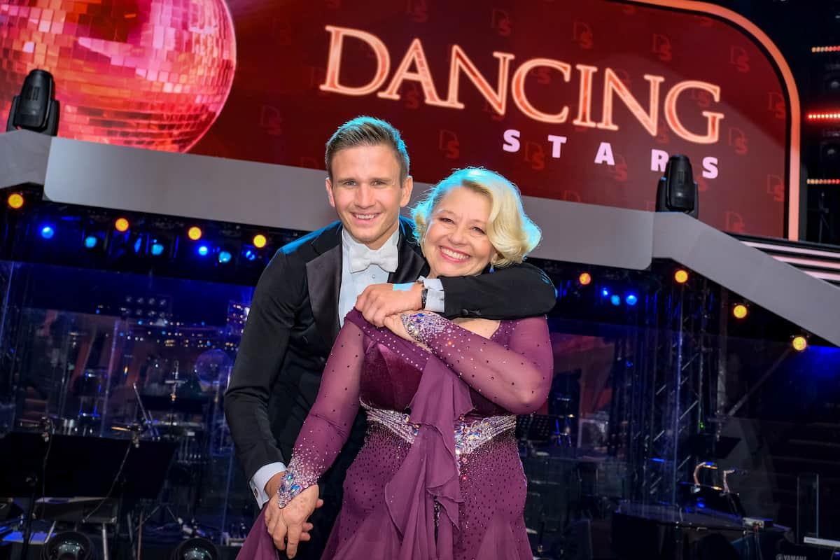 Ausgeschieden Dancing Stars am 8.10.2021 Margarethe Tiesel - Michael Kaufmann