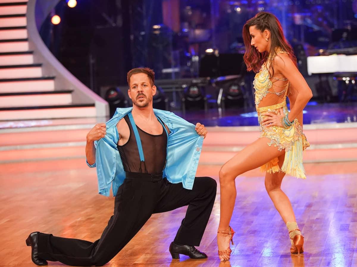 Bernhard Kohl - Vesela Dimova bei den Dancing Stars am 8.10.2021
