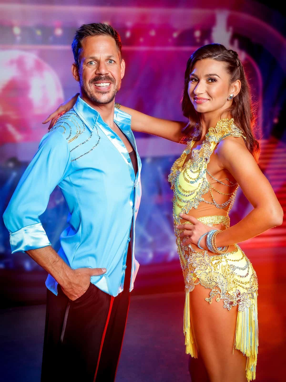 Bernhard Kohl und Vesela Dimova - Dancing Stars 8.10.2021