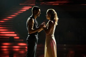 Dancing Stars 22.10.2021 Kommentar, Meinung, Kritik - hier im Bild Florian Gschaider und Jasmin Ouschan
