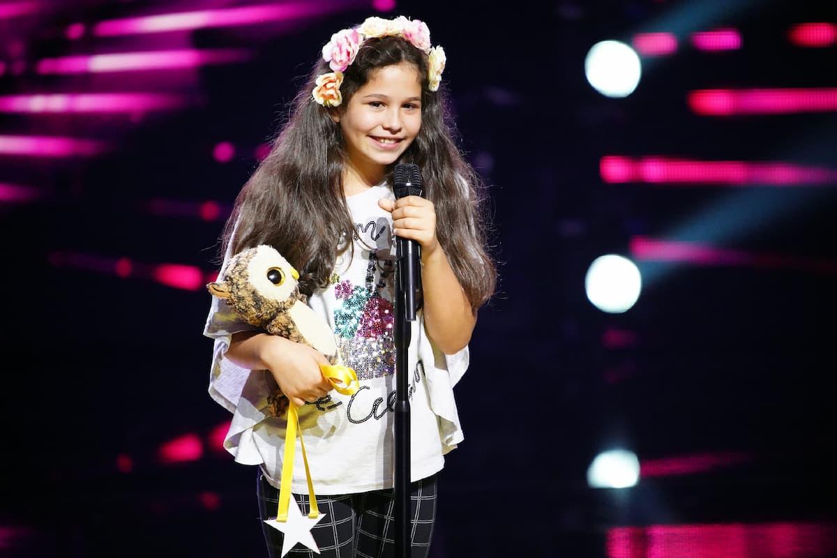 Elena Turcan - Goldener Buzzer beim Supertalent 2021