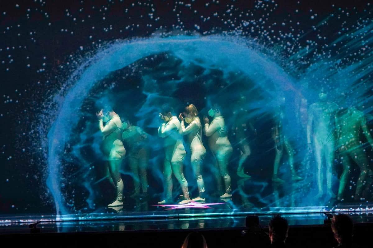 Inclusion Dance Show beim Supertalent 9.10.2021