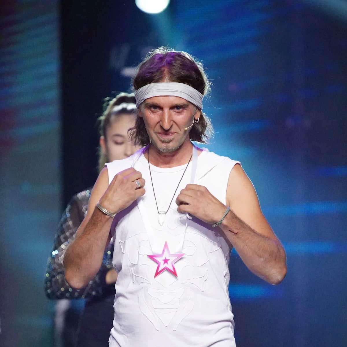 Johannes Stötter weiter im Live-Halbfinale Supertalent 2021