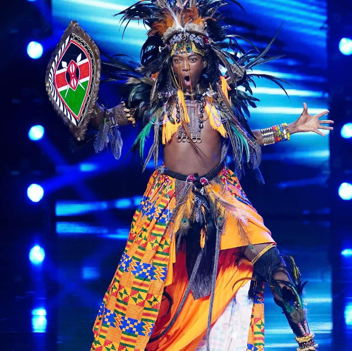 Karabo Morake - Kandidat beim Supertalent 9.10.2021