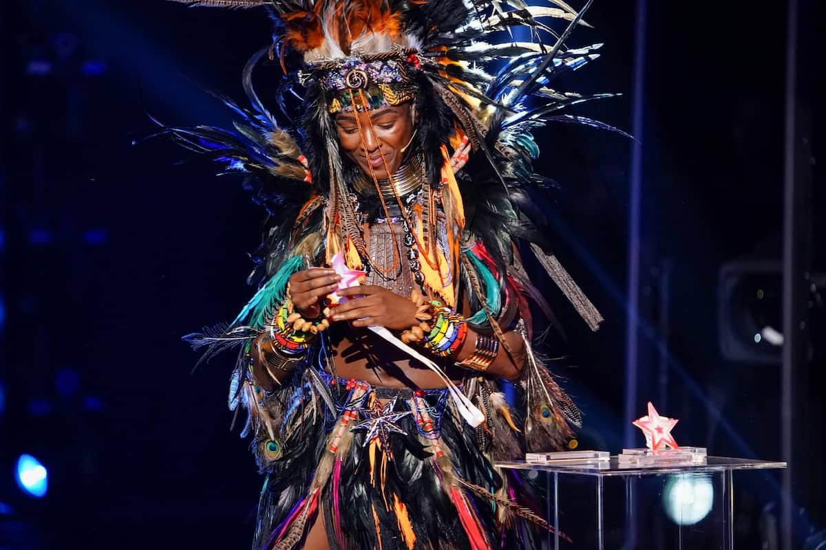 Karabo Morake - weiter im Live-Halbfinale Supertalent 2021