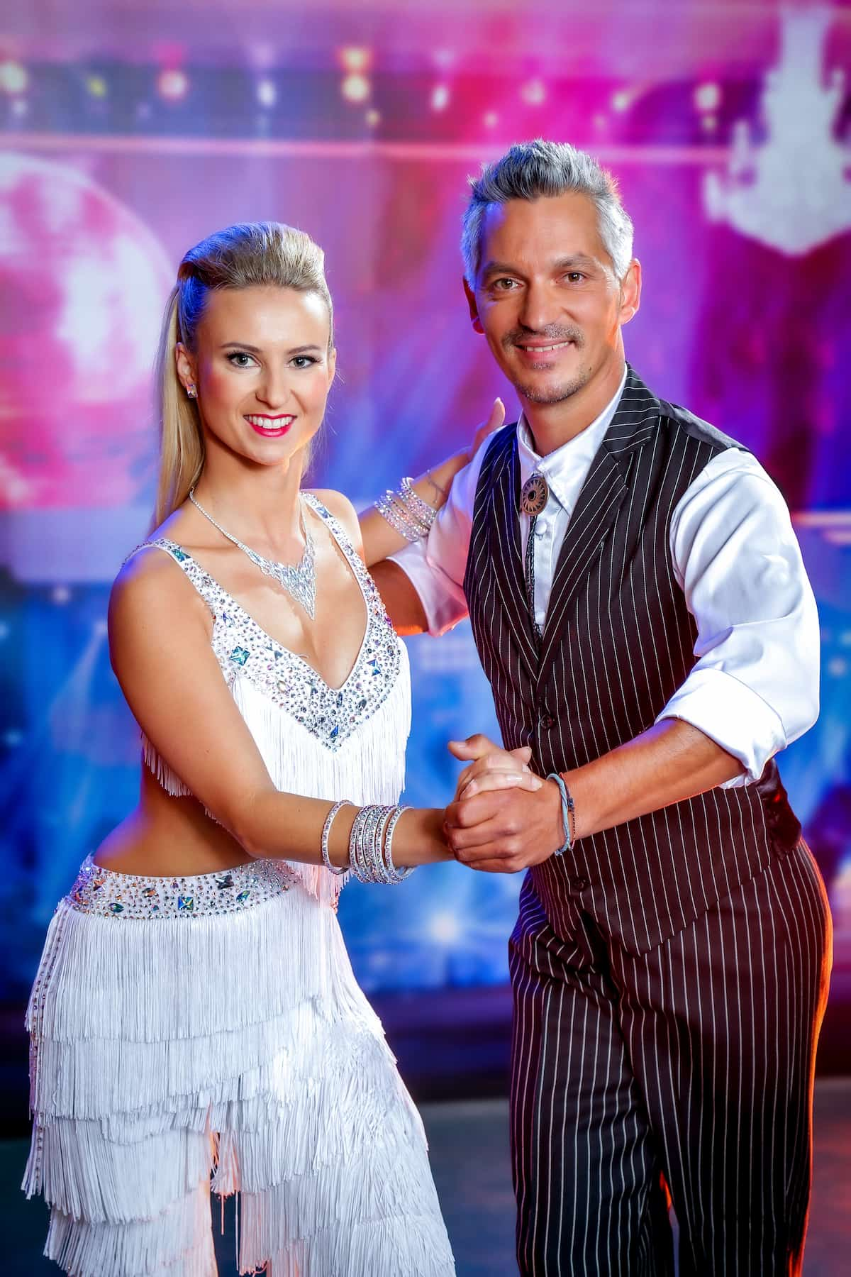 Kati Kallus und Faris Rahoma - Dancing Stars 8.10.2021