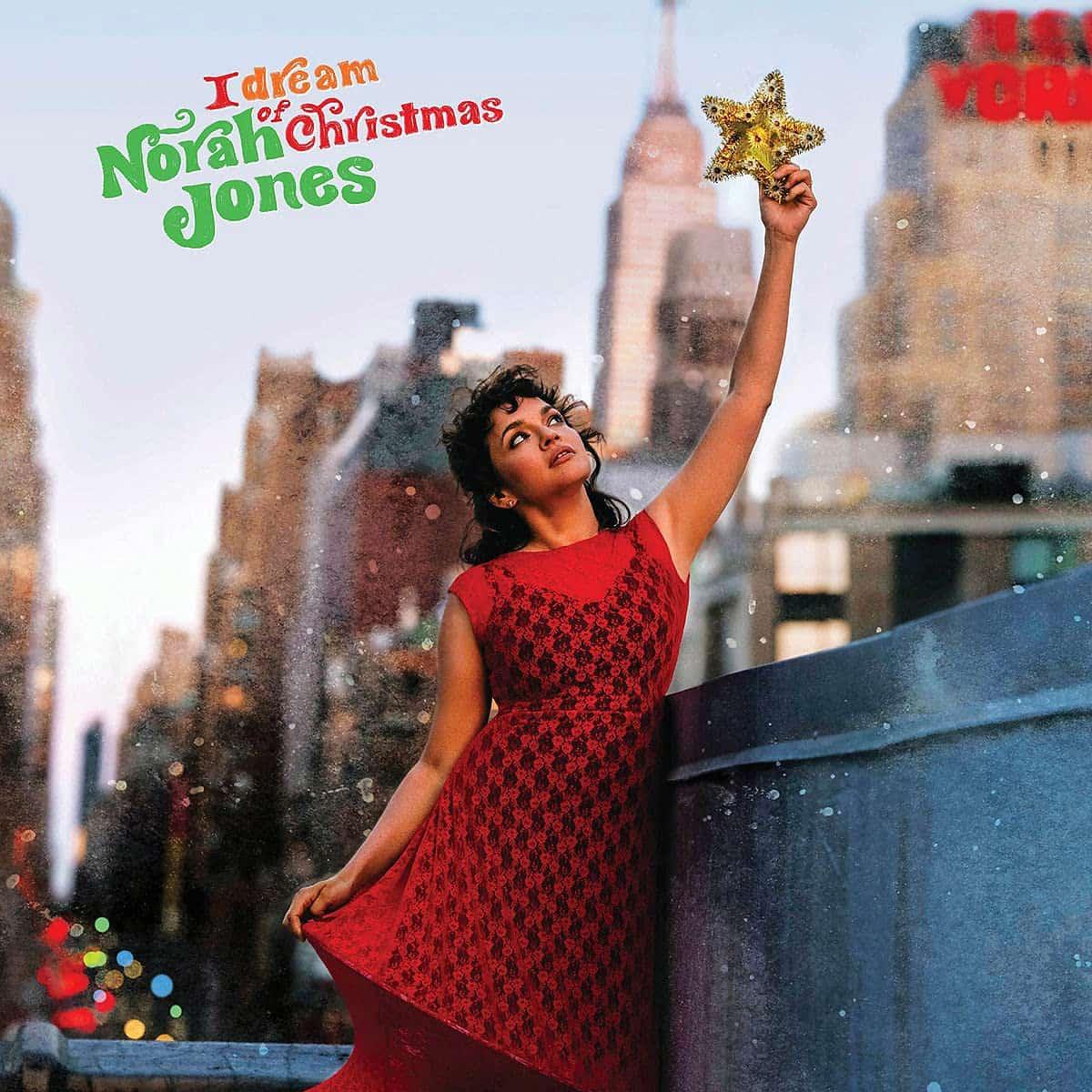 "Nora Jones CD ""I Dream of Christmas"" 2021"