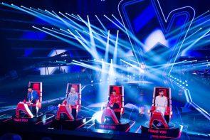 The Voice of Germany am 10.10.2021 Talente, wer geht in welches Team
