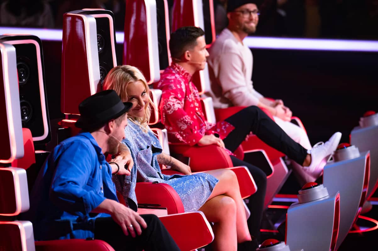 The Voice of Germany am 14.10.2021 Alle Talente und Songs